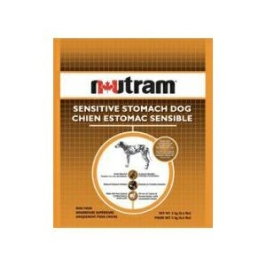 Krmivo Nutram Adult Sensitive Stomach 7kg