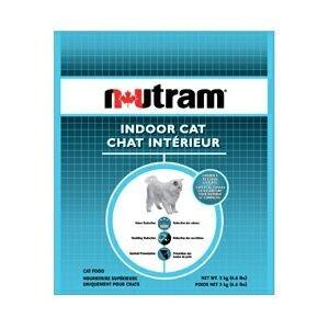 Krmivo Nutram Cat Finicky Indoor 400g