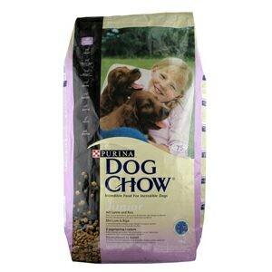 Krmivo Purina Dog Chow Puppy L+R 14kg