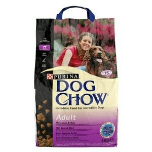 Krmivo Purina Dog Chow Adult-L+R 14kg