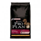 Purina Pro Plan Dog Adult Original Ch+R 15 kg
