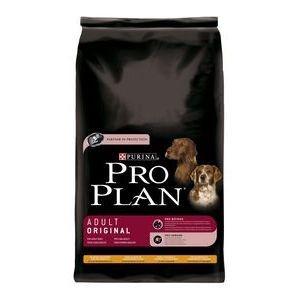 Krmivo Pro Plan Dog Adult Original Ch+R 14 kg