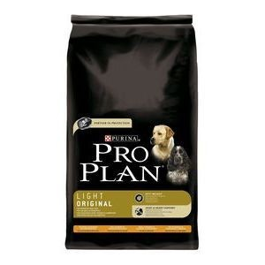 Krmivo Pro Plan Dog Light Original Ch+R 14 kg